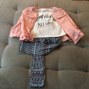 Little Lass cute 3-piece outfit size 3